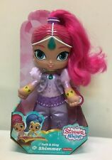 Fisher-Price Nickelodeon Shimmer & Shine, Talk & Sing Shimmer Doll