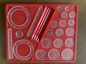 Vintage Spirograph Spares Replacements Parts Pieces Cogs Wheels Pins