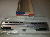 Walthers Amtrak Superliner 1 - 31525 Diner Amtrak Phase 4 # 932-6183 used