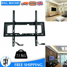 ADJUSTABLE TV WALL BRACKET MOUNT SLIM FOR 36 to 80 INCH FLAT 3D LCD LED PLASMA