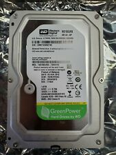 Western Digital WD10EURX 7200RPM 6.0Gp/s 1TB SATA 3.5 HDD TESTED WARRANTY