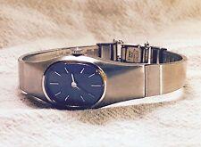 Vintage Seiko Women's Stainless Steel Bracelet Watch Quartz Analogue Face