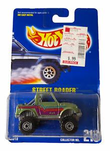 Hot Wheels Street Roader - Suzuki Sierra Jimny Samurai - Combine Post Available