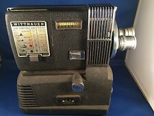 Wittnauer Cine-Twin 8MM Camera and Projector in one unit