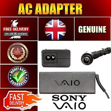 New Original Sony Vaio Adapter Charger Compatible for  VGP-AC19V10 VGP-AC19V11