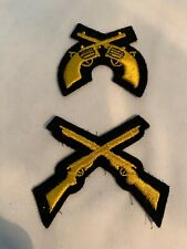 Royal Canadian Mounted Police Sharpshooter Pistol And Rifle Badge Lot