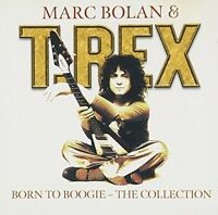 Marc Bolan Born to boogie-The collection (18 tracks, 2001, & T. Rex) [CD]