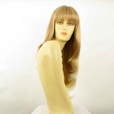Parrucca donna lunga  biondo chiaro mechato biondo medio : noemie 27t613