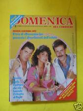 DOMENICA DEL CORRIERE ANNO 88 N. 30 26 LUGLIO 1986