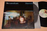 RICCARDO ZAPPA LP LA CAMERA INCANTATA 1°ST ORIG ITALY 1982 HALF SPEED MASTERING