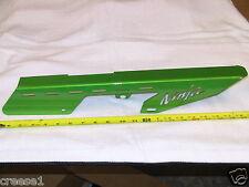 KAWASAKI ZX6R ZX 6R NINJA CHAIN GUARD GREEN  1999 2000 2001 2002