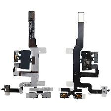 iPhone 4S Casque audio FLEXIBLE PLUS FORT & CALME Silencieux câble souple TETE