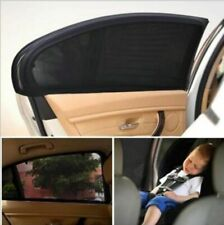 Car Window Sun Shade Auto Side Cover Protector Child Baby Curtain Universal 2Psc