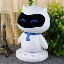 CHEAP TF MP3 AUX Intelligent Robot Stereo Wireless Bluetooth Power Bank Speaker