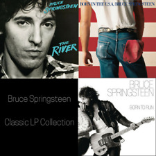 Bruce Springsteen - Born To Run / The River / Born In The USA - Vinyl LP's *NEW*
