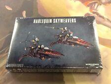 40K Warhammer Harlequin Skyweavers NIB Sealed