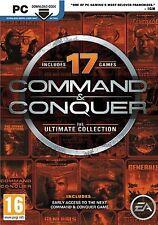 COMMAND & CONQUER ULTIMATE COLLECTION PC ORIGIN DIGITAL DOWNLOAD CODE