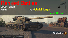 World of Tanks Ranked Battles 2020 / GOLD LEAGUE  / WOT / Gewertete Gefechte