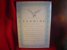 Voltaire's CANDIDE with illustrations by ROCKWELL KENT fine in jacket 1929