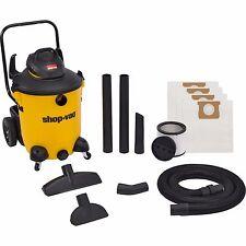 Shop-Vac 14 Gallon/ 6.5 Peak HP Pro Series Wet or Dry Vacuum With Cart