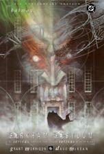 Batman: Arkham Asylum by Grant Morrison (2005, Paperback, Revised)