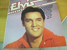 ELVIS PRESLEY FLAMING STAR LP CAMDEN MINT--