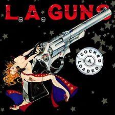 L.A. GUNS - COCKED & LOADED - CD SIGILLATO ROCK CANDY 2012