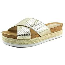 Nine West Hang Tuff Open Toe Synthetic Sandals Ebay