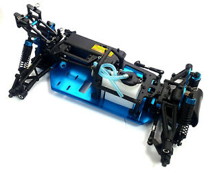 94166 RC R/C 1/10 Scale Off Road Buggy Nitro Rolling Chassis HSP 4WD