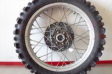 Maico GS250 GS 250 MC250 MC400 400 rear wheel hub spokes rim