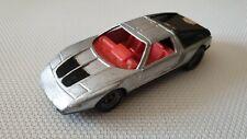 Voiture Miniature Solido – Mercedes C111 N°180 1/43ème  En Bon Etat.