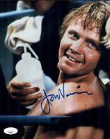 JON VOIGHT Signed THE CHAMP 8X10 Photo In Person Autograph JSA COA Cert