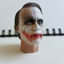 1/6 Joker Heath Ledger Custom Head Sculpt