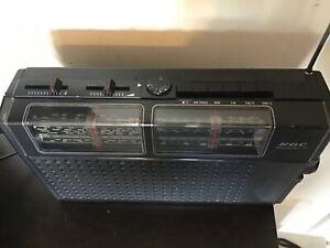Vintage retro GEC Starfinder radio