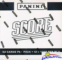 2016 Score Football Sealed JUMBO FAT 12 Pack Box-624 Cards-36 EXCLUSIVE Inserts!