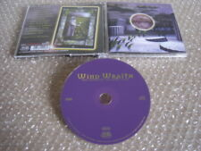 WIND WRAITH: The Fortune Teller's Gaze *Rare CD !* Carbide Powerlord Powersurge