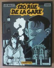 (TARDI)  ---    NESTOR BURMA 2. 120, RUE DE LA GARE   ---   EO 1988