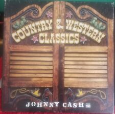 JOHNNY CASH -- Country & Western Classics (3-LP SET / TIME-LIFE #03)