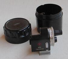 KMZ Universal Turret Finder (28/35/50/85/135mm) Zorki FED Kiev Leica Contax EXC+
