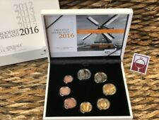 NEDERLAND 2016 - PROOF SET EURO MUNTEN  - PROOFSET - PP