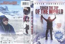 DVD:  TOUCH THE TOP OF THE WORLD......PETER FACINELLI