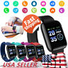 Waterproof Bluetooth Smart Watch Phone Mate For iphone IOS Android Samsung LG US