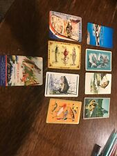 Single Swap Playing Cards Fishing Fish Tackle Boat