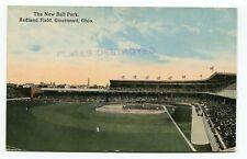 Cincinnati, Ohio. Brand new Redland Field. Baseball. Reds, Redlegs, Crosley.