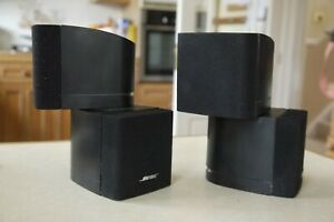Pair of Bose Double Cube Speakers (one pairs)