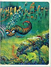 Vintage PHANTASMAGORIA #3 Kenneth Smith VF 8.0 (1973) OUT OF PRINT Fantasy Art