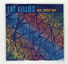 (HU494) Las Kellies, Boy Sweet Boy - 2013 DJ CD