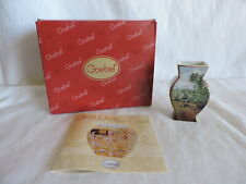 New listing Goebel Artio Orbus Miniature Vase, Monet Island of St Martin