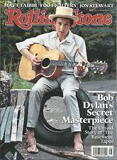 Rolling Stone Magazine Bob Dylan Matt Taibbi Foo Fighters Jon Stewart JP Morgan