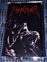 EMPEROR - EMPEROR Mint Cassette Tape Hard to Find Plays Well Black Metal EP